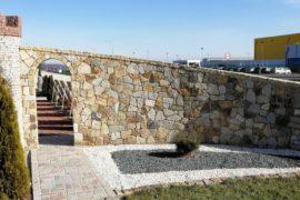 Ogrodzenia granitowe