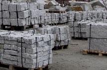 Produkcja kostki granitowej przez cały rok
