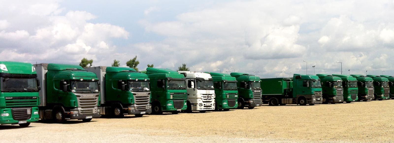 Producent wyrobów granitowych - własny transport