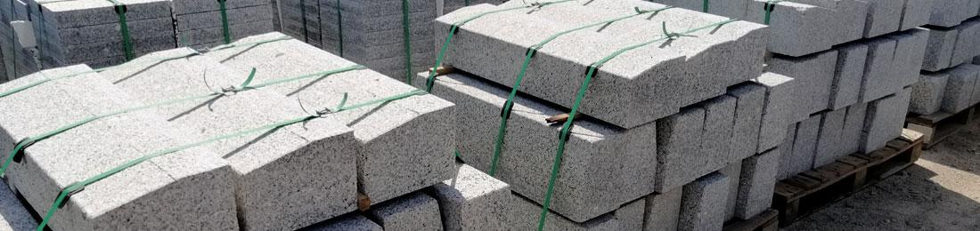 Elementy z granitu od Kam-Trans Strzegom
