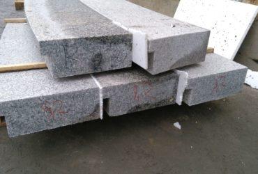 Stopnie blokowe granitowe
